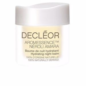 Soin du visage hydratant AROMESSENCE NÉROLI AMARA baume de nuit hydratant Decléor