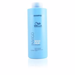 Moisturizing shampoo INVIGO SENSO CALM sensitive shampoo Wella