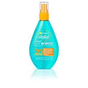 Ciało UV WATER spray protector transparente SPF20 Delial