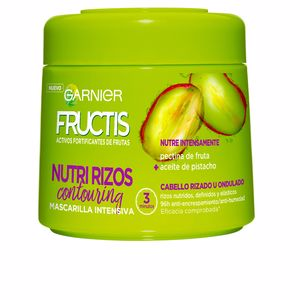 Anti-Frizz-Maske FRUCTIS COLOR RESIST mascarilla Garnier