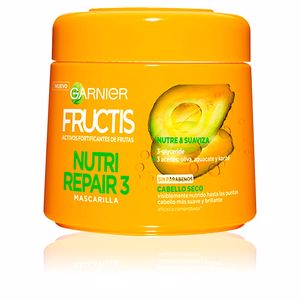 FRUCTIS NUTRI REPAIR-3 mascarilla 300 ml