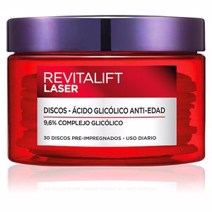 Anti blemish treatment cream REVITALIFT LASER X3 peel pads L'Oréal París