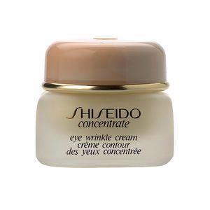 Anti ojeras y bolsas de ojos CONCENTRATE eye wrinkle cream Shiseido