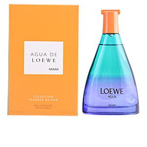 AGUA DE LOEWE MIAMI eau de toilette vaporizador 150 ml
