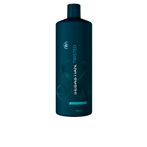 Shampooing cheveux bouclés TWISTED shampoo elastic cleanser for curls Sebastian