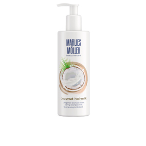 Moisturizing shampoo HAIRMILK coconut shampoo Marlies Möller