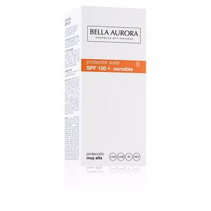Facial BELLA AURORA SOLAR protector sensible SPF100+