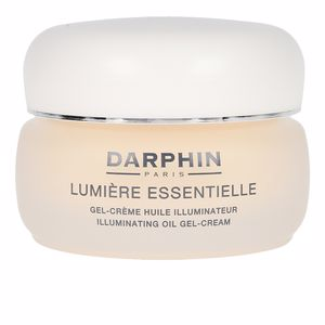 Eye contour cream LUMIERE ESSENTIÈLLE illuminating oil gel cream Darphin