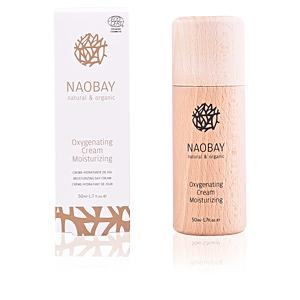 Tratamiento Facial Hidratante CLASSIC oxygenating cream moisturizing Naobay