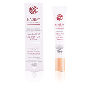 Dark circles, eye bags & under eyes cream HYDRAPLUS eye contour cream Naobay