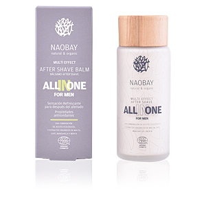 Aftershave MEN ALL-IN-ONE after shave balm Naobay