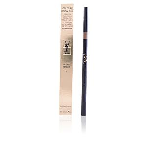 Eyebrow makeup COUTURE BROW SLIM crayon sourcils waterproof Yves Saint Laurent