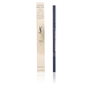 Eyebrow makeup COUTURE BROW SLIM crayon sourcils waterproof Yves Saint Laurent