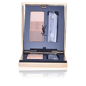 Eyebrow makeup COUTURE BROW palette Yves Saint Laurent