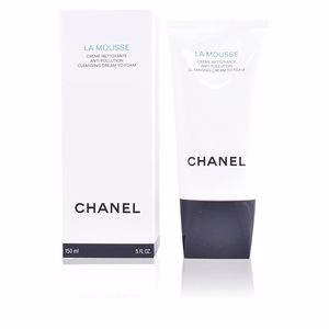 Facial cleanser LA MOUSSE crème nettoyante anti-pollution Chanel