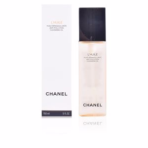 Limpiador facial L´HUILE huile démaquillante anti-pollution Chanel