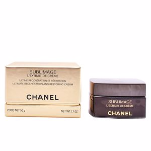 Skin tightening & firming cream  SUBLIMAGE l'extrait de crème Chanel