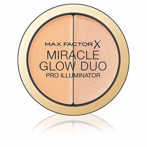 Highlight Make-up MIRACLE GLOW DUO pro illuminator Max Factor