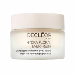 Trattamento viso idratante HYDRA FLORAL EVERFRESH crème légère hydratante Decléor