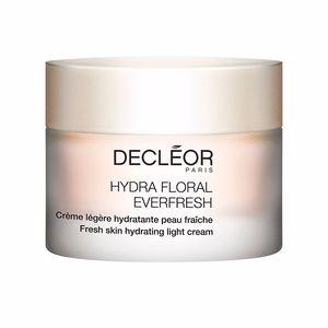 Gesichts-Feuchtigkeitsspender HYDRA FLORAL EVERFRESH crème légère hydratante Decléor