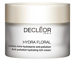 Decléor, HYDRA FLORAL crème riche hydratante anti-pollution 50 ml