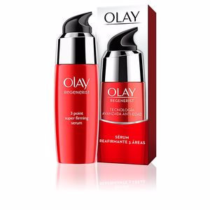 Anti aging cream & anti wrinkle treatment - Face moisturizer REGENERIST 3 AREAS sérum reafirmante intensivo Olay