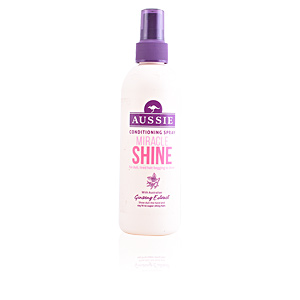 Balsamo lucidante MIRACLE SHINE conditioning spray Aussie
