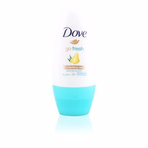 Desodorante GO FRESH pear & aloe vera deodorant roll-on Dove