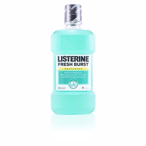 Mouthwash FRESH BURST mouth wash Listerine
