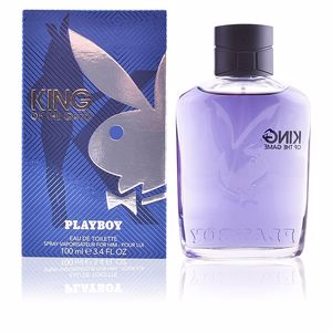 Playboy KING OF THE GAME  perfume