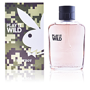 Playboy PLAY IT WILD MEN  perfume