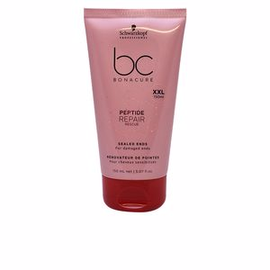 Haarreparaturbehandlung BC PEPTIDE REPAIR RESCUE sealed ends