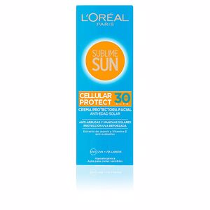 Faciales SUBLIME SUN cellular protect facial SPF30 L'Oréal París