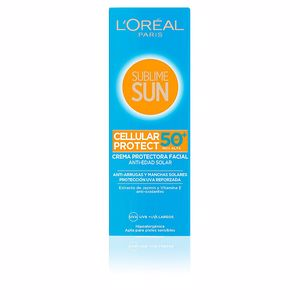 Gezicht SUBLIME SUN cellular protect facial SPF50