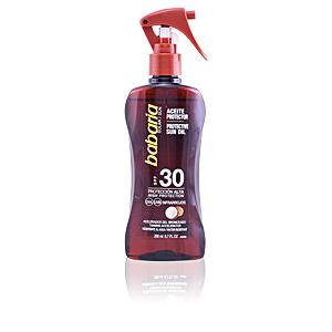 Ciało SOLAR ACEITE PROTECTOR DE COCO SPF30 spray Babaria