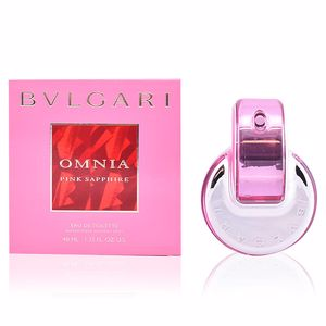 Bvlgari OMNIA PINK SAPPHIRE  parfum