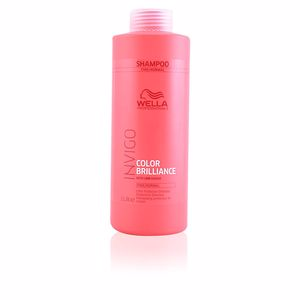 Champú color INVIGO COLOR BRILLIANCE shampoo fine hair Wella