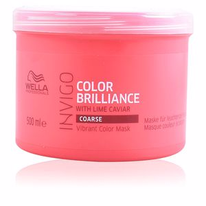 Maschera per capelli INVIGO COLOR BRILLIANCE mask coarse hair Wella