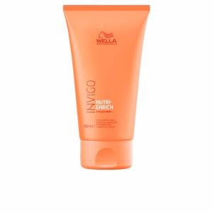 Hair straightening treatment INVIGO NUTRI-ENRICH frizz control cream Wella