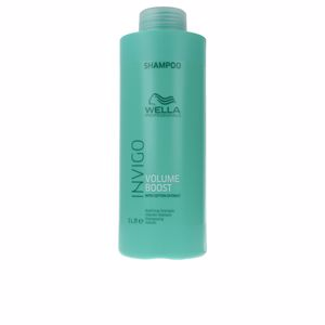 Champú volumen INVIGO VOLUME BOOST shampoo Wella