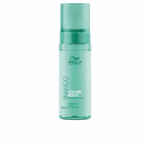 Produit coiffant INVIGO VOLUME BOOST bodifying foam Wella
