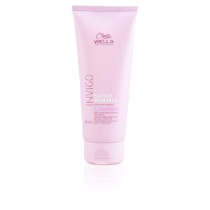 Balsamo per capelli colorati  INVIGO BLONDE RECHARGE conditioner #cool Wella