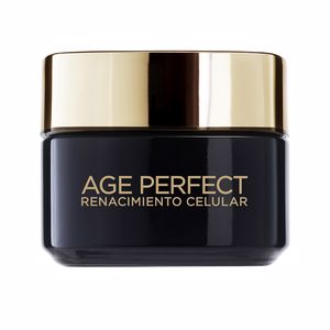 Anti-rugas e anti envelhecimento AGE PERFECT RENACIMIENTO CELULAR SPF15 crema día L'Oréal París