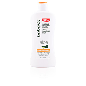 Babaria, SOLAR ALOE VERA AFTER SUN leche calmante 300 ml