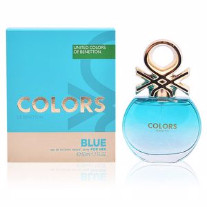 Benetton COLORS BLUE  parfum
