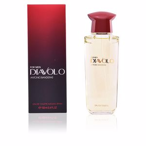 Antonio Banderas DIAVOLO FOR MEN perfum