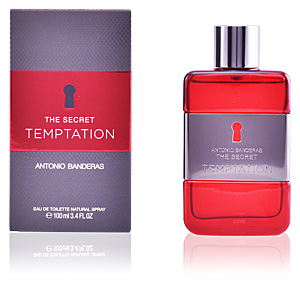 Antonio Banderas THE SECRET TEMPTATION  perfum