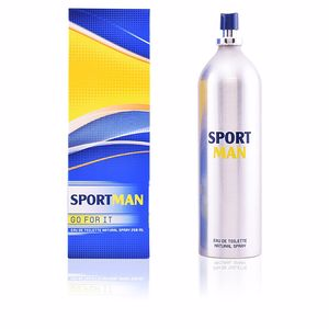 SPORTMAN eau de toilette spray 250 ml