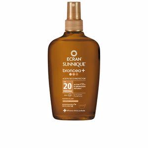 Body SUN LEMONOIL aceite seco protector SPF20 spray Ecran