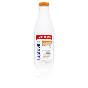 Gel de baño ACTIVIT protector gel de ducha Lactovit
